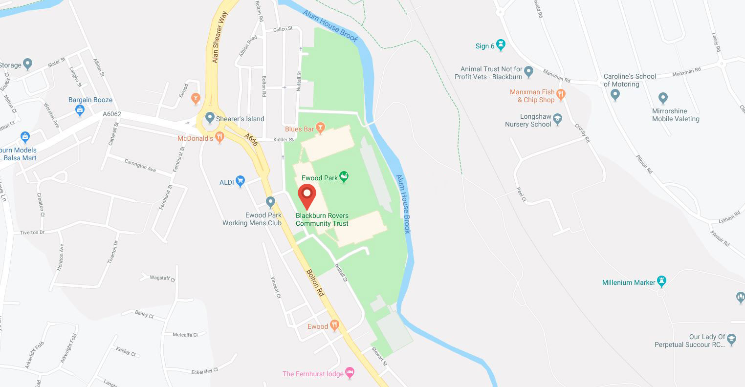 Blackburn Rovers-Business-Centre